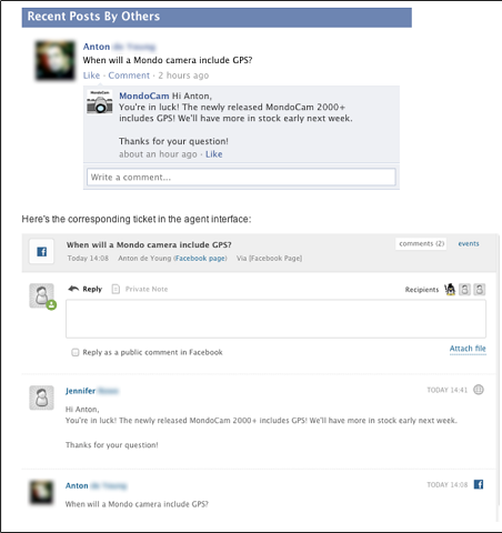 mondocam customer service update