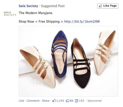 sole society ad