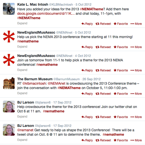 crowdsourcing on twitter