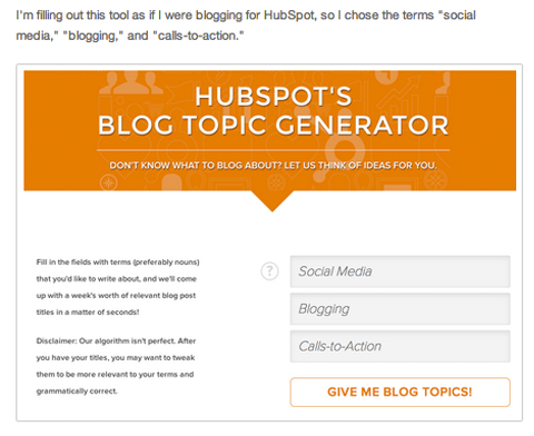 hubspot article