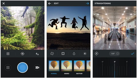 instagram look for android