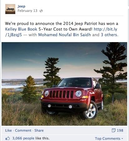 jeep update