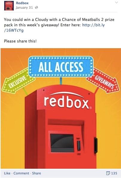 redbox update