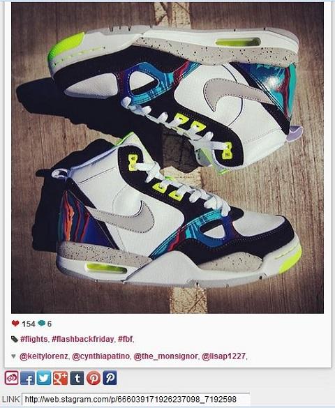 nike instagram link in image description