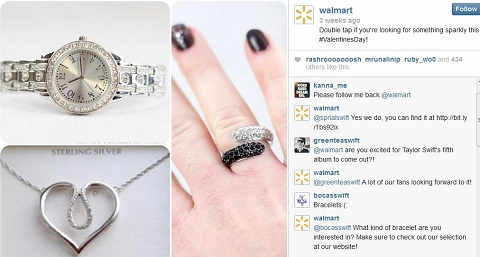 walmart instagram offers