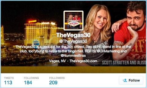 the vegas thirty