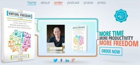 virtual freedom home page