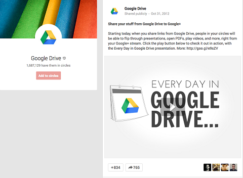 how to share your whole google drive