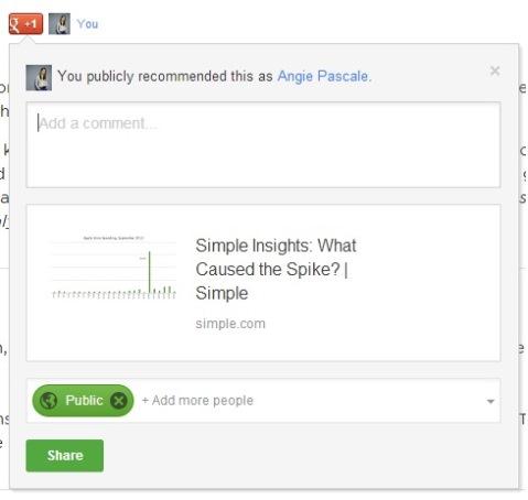 simple-google-plus-button