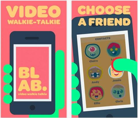 blab app
