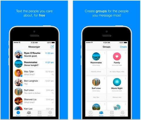 facebook messenger ios upgrade