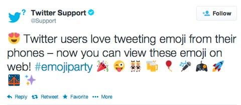 twitter emoji on web