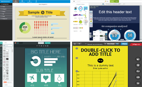 infographic design apps