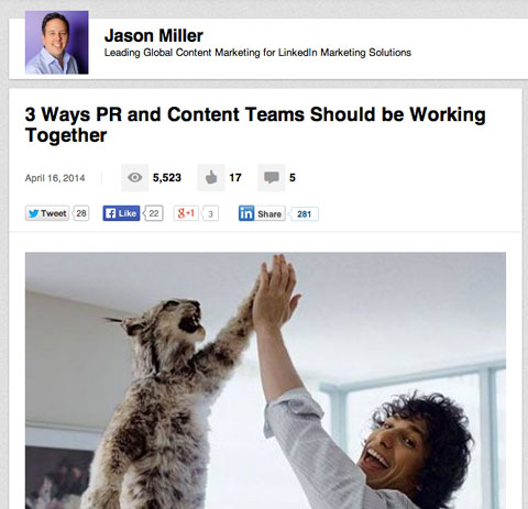 How to Develop a LinkedIn Content Strategy