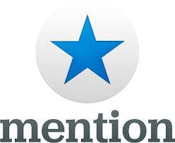 mention logo