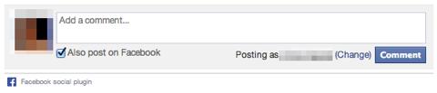 facebook plug in huffington post