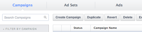 campaign fields in power editor