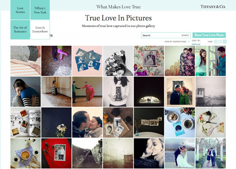 Tiffany Instagram Kampagne