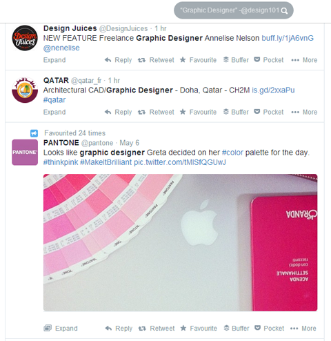 How to Use Twitter Advanced Search Queries for Leads