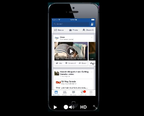 facebook premium video ads international