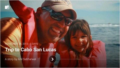 Google Plus Geschichten