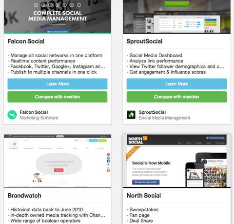 getapp tool comparisons