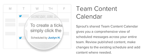 sproutsocial publishing features