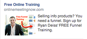 onlinemeetingnow facebook ad