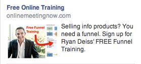 onlinemeetingnow facebook ad
