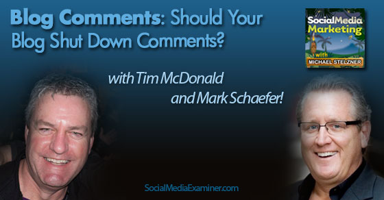 Blog Comments: Should Your Blog Shut Down Comments?
