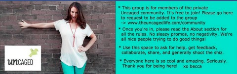 uncaged lifers group image