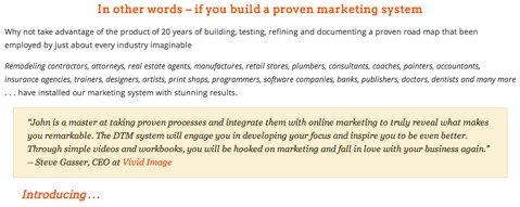 duct tape marketing review