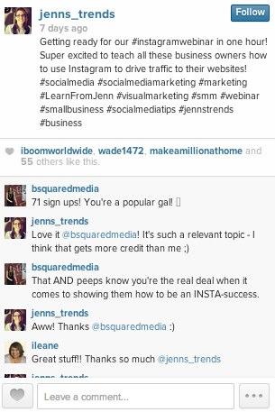 jennstrends instagram comments