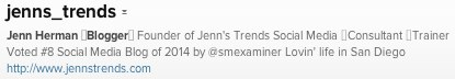 jenntrends blogger