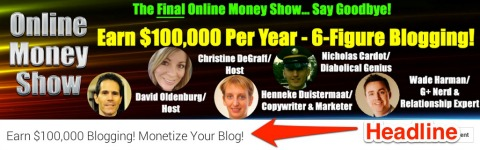 online money show header
