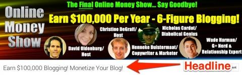 online money show header