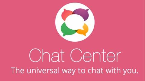 chat center app