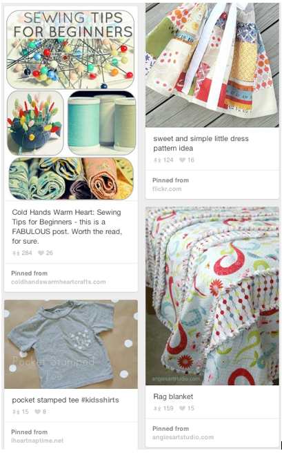 pick your plum pinterest board cross promoting blogs that use their products