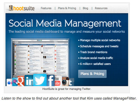 kim garst social media examiner twitter article excerpt