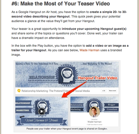 social media examiner ryan hanley google plus article