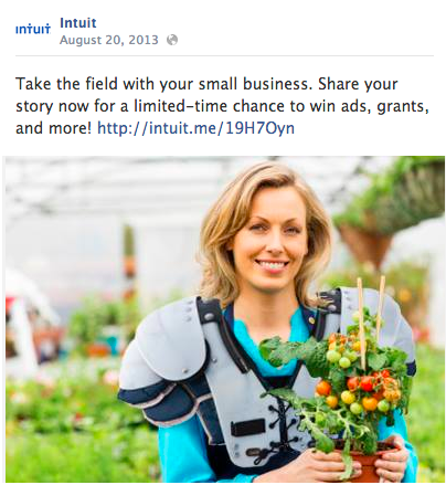 intuit contest reminder paid update