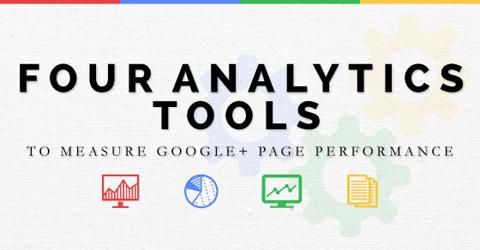 analytics tools for google plus