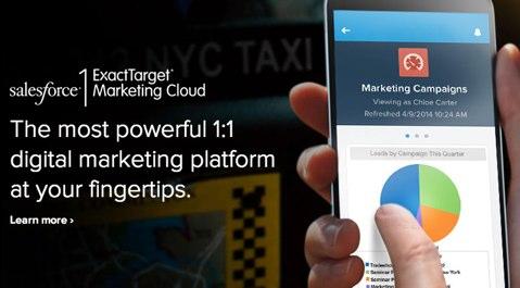 exact target salesforce