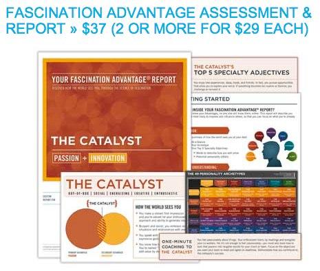 fascination advantage assessment report