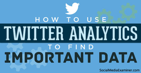 twitter analytics graphic