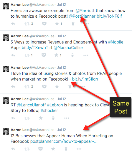 tweets the same article with different text form @askaaronlee