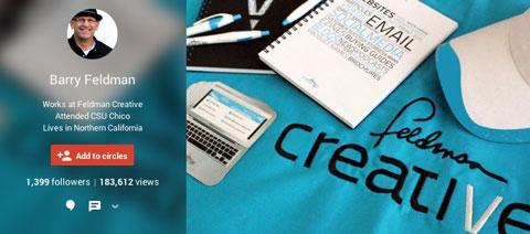 feldman creative google+ header