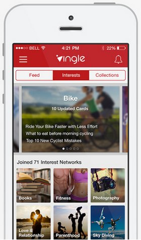 vingle app