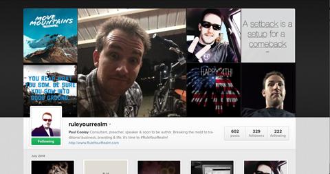 paul cooley instagram