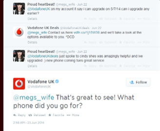 vodaphone uk on twitter